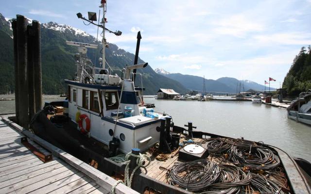Dock in Bay of Portland Canal.jpg